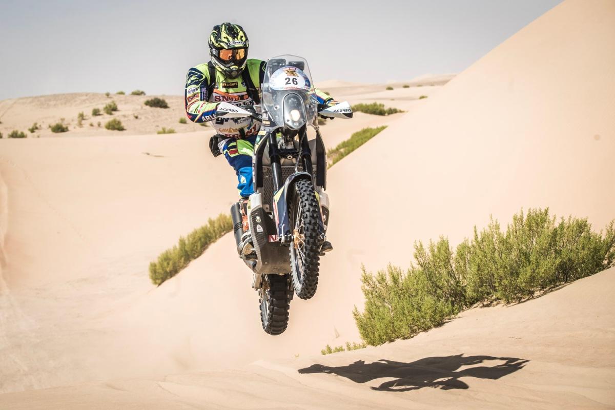 Kwalificatie Dakar'19 in thepocket!